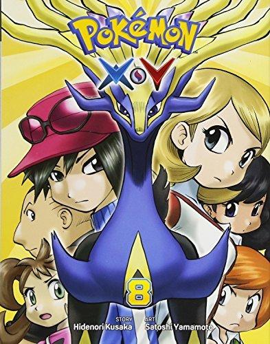 9781421587790: Pokémon X·Y, Vol. 8 (Pokemon)