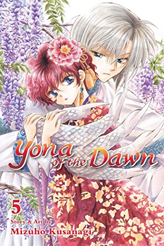 9781421587868: Yona of the Dawn, Vol. 5