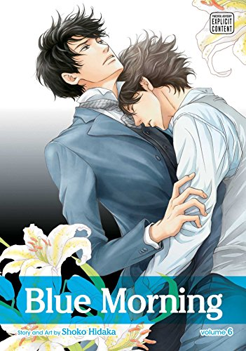 9781421588063: Blue Morning Volume 6