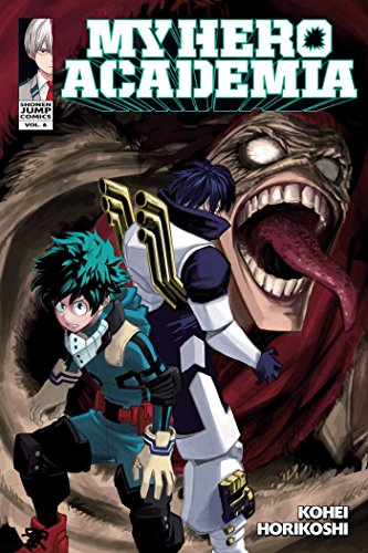 9781421588667: My Hero Academia, Vol. 6
