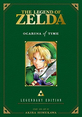 The Legend of Zelda: Ocarina of Time: Parts 1 2 (Paperback)