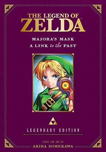 9781421589619: The Legend of Zelda: Majora's Mask / A Link to the Past -Legendary Edition- (The Legend of Zelda: Legendary Edition)
