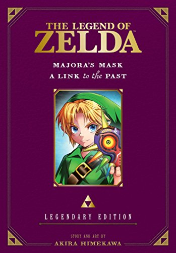 The Legend of Zelda: Majoras Mask / A Link to the Past -Legendary Edition-