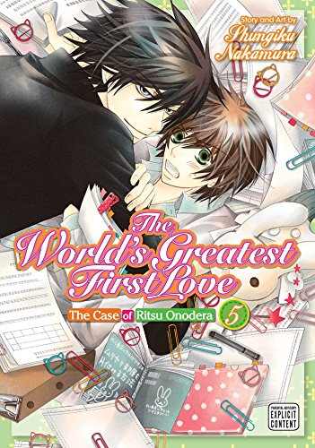 9781421590141: The World's Greatest First Love, Vol. 5