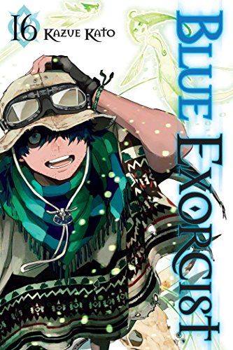 9781421590417: Blue Exorcist - Volume 16