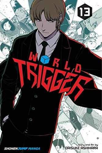 9781421590448: World Trigger, Vol. 13