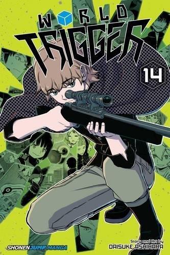 9781421590646: World Trigger, Vol. 14