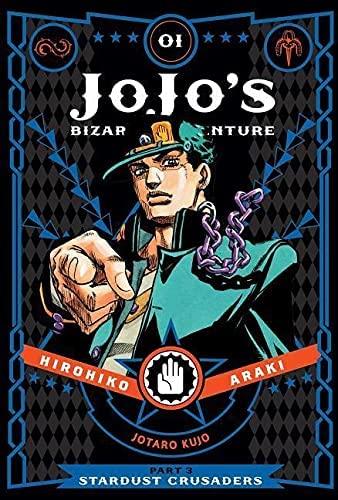 9781421590653: JoJo's Bizarre Adventure: Part 3--Stardust Crusaders Vol. 1
