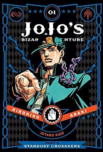 9781421590653: JoJo's Bizarre Adventure: Part 3-Stardust Crusaders, Vol. 1