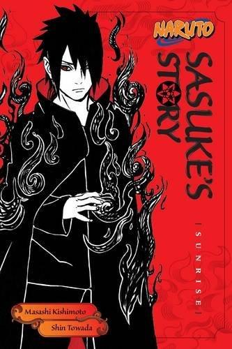 9781421591292: Naruto: Sasuke's Story