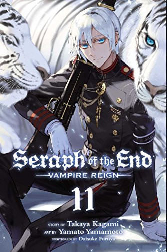 Seraph of the End Vampire Reign 11 (Paperback)