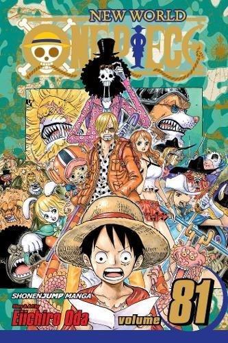 9781421591599: One Piece, Vol. 81