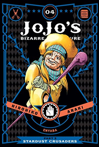 9781421591704: JoJo's Bizarre Adventure: Part 3--Stardust Crusaders, Vol. 4