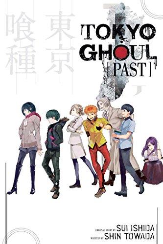 9781421591773: Tokyo Ghoul: Past