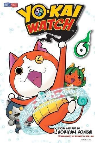 9781421592176: Yo-kai Watch, Vol. 6