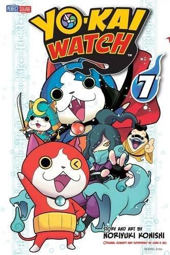 9781421592183: Yo-Kai Watch, Vol. 7