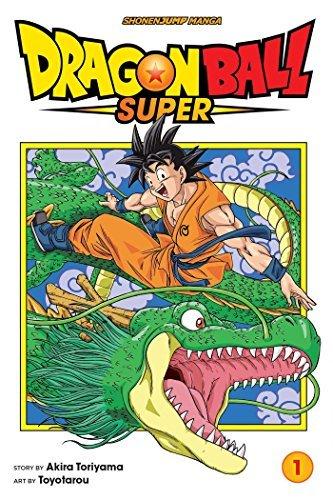 9781421592541: Dragon Ball Super, Vol. 1