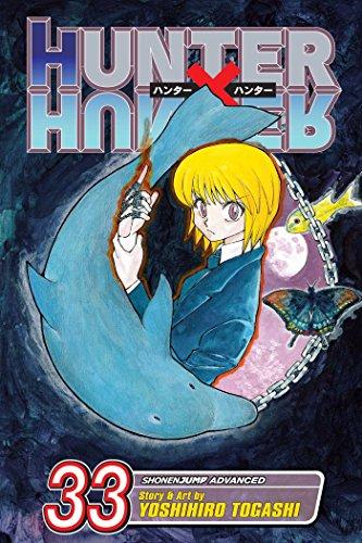 9781421592640: Hunter X Hunter 33: Threats
