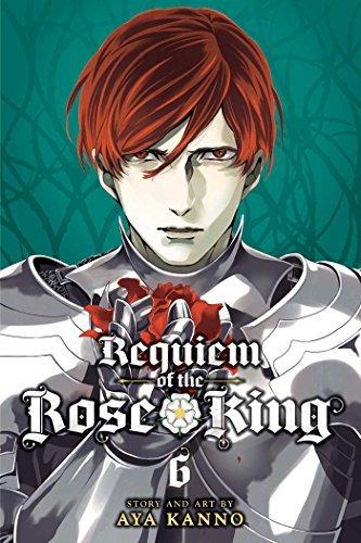 9781421592688: Requiem of the Rose King, Vol. 6