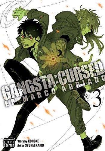 9781421595818: Gangsta: Cursed, Vol. 3