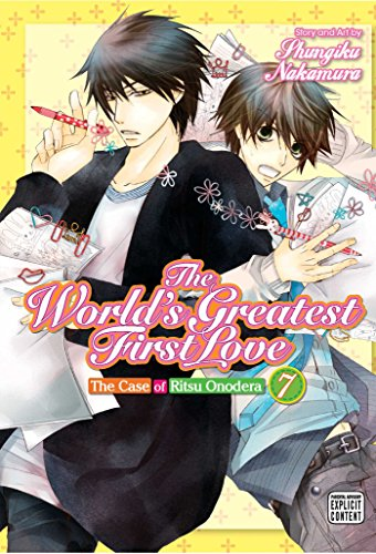 9781421596501: The World's Greatest First Love, Vol. 7: Volume 7