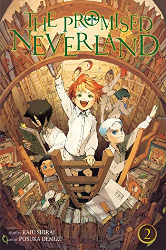 9781421597133: The Promised Neverland 2: Control