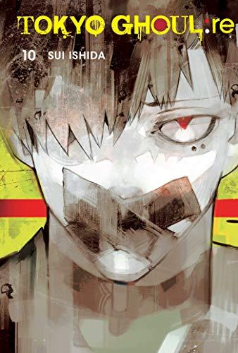 9781421598253: Tokyo Ghoul: re 10: Volume 10