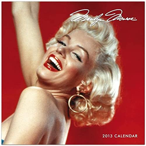 Marilyn Monroe 2013 FACES Square 12X12 Wall (Multilingual Edition): Browntrout Publishers