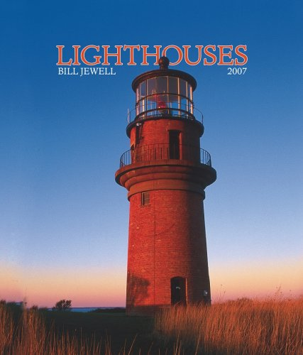 Lighthouses 2007 Weekly Calendar: Browntrout Publishers