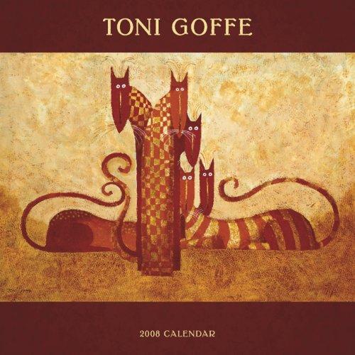 9781421619675: Toni Goffe 2008 Wall Calendar (Multilingual Edition)
