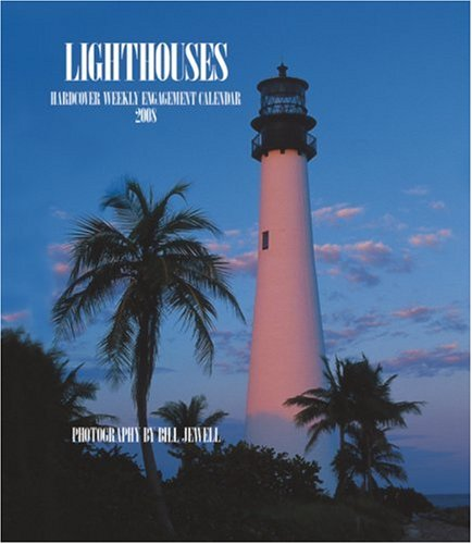 Lighthouses Hardcover Weekly Engagement 2008 Calendar: BrownTrout Publishers