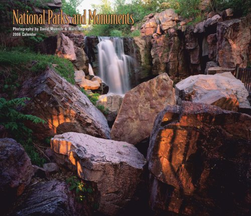 National Parks & Monuments 2008 Deluxe Wall Calendar (Multilingual Edition): BrownTrout ...