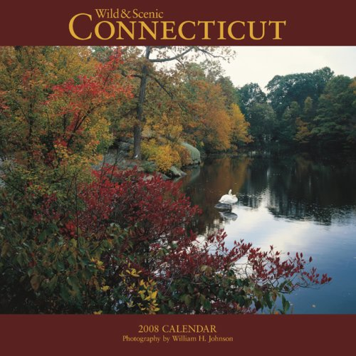 9781421627007: Connecticut, Wild & Scenic 2008 Square Wall Calendar (German, French, Spanish and English Edition)