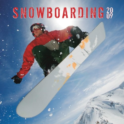 9781421634111: Snowboarding 2009 Square Wall Calendar (Multilingual Edition)