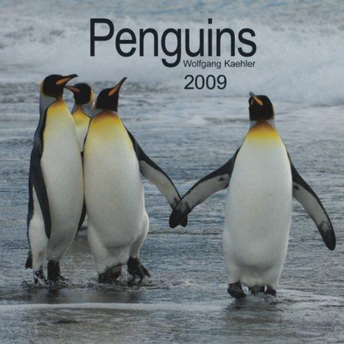 9781421642130: Penguins 2009 7X7 Mini Wall Calendar