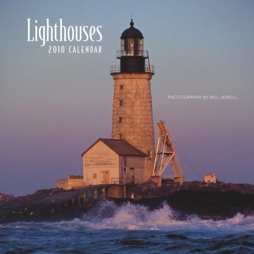 Lighthouses 2010 Square Wall: BrownTrout Publishers Inc