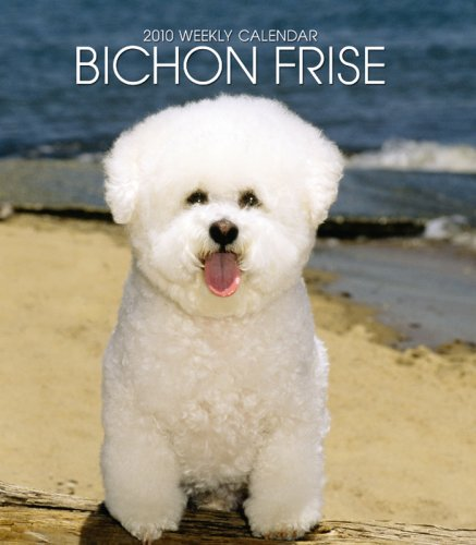 Bichon Frise 2010 Hardcover Weekly Engagement: BrownTrout Publishers Inc