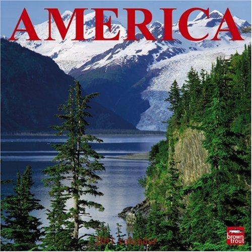 9781421664996: America 2011 Square 12X12 Wall Calendar (Multilingual Edition)