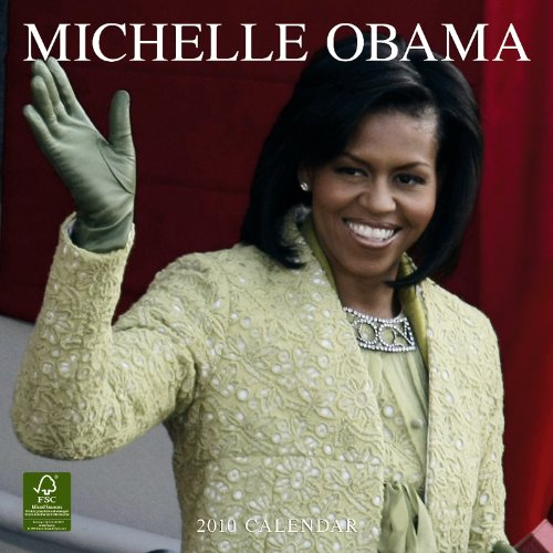 9781421666006: Michelle Obama 2010 Calendar