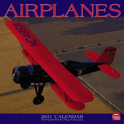 9781421666938: Airplanes 2011 Square 12X12 Wall Calendar (Multilingual Edition)