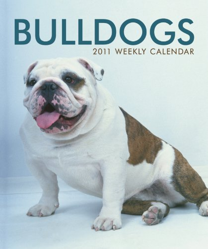 9781421667799: Bulldogs 2011 Hardcover Weekly Engagement (Multilingual Edition)