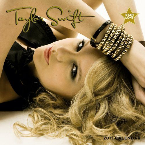 9781421672724: Taylor Swift 2011 Square Wall Calendar