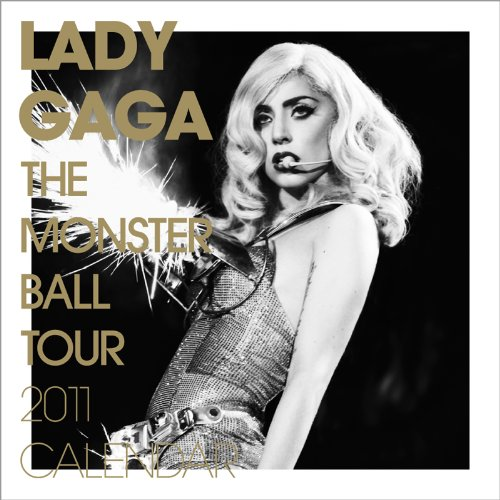 Lady Gaga 2011 12X12 Square Wall Calendar: BrownTrout Publishers Inc