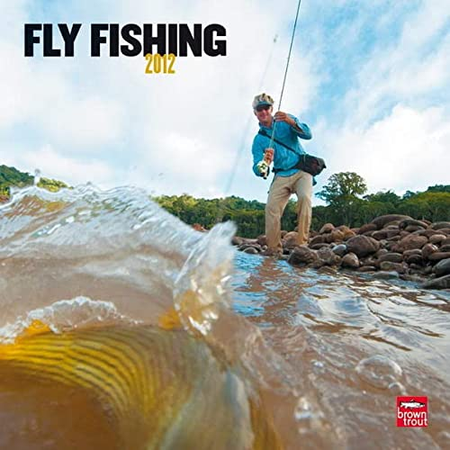 Flyfishing 2012 Square 12X12 Wall Calendar: BrownTrout Publishers Inc