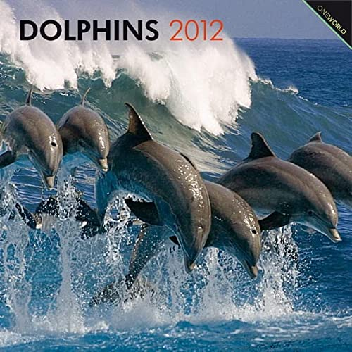 Dolphins 2012 Square 12X12 Wall Calendar: BrownTrout Publishers Inc