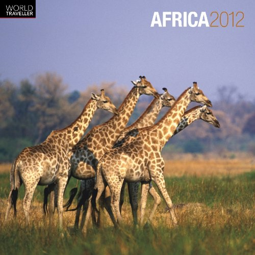 9781421679464: Africa 2012 Square 12X12 Wall Calendar