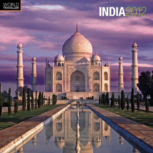 India 2012 Square 12X12 Wall Calendar: BrownTrout Publishers Inc