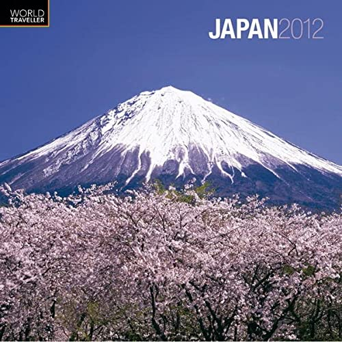 9781421679839: Japan 2012 Square 12X12 Wall Calendar (World Traveller) (Multilingual Edition)