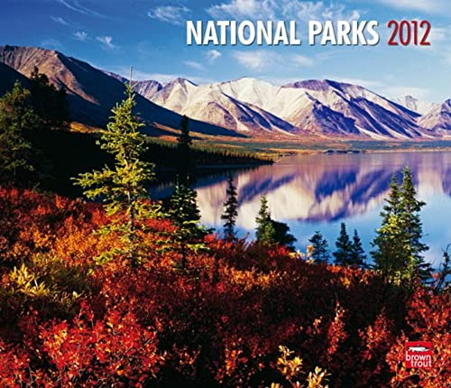 9781421680729: National Parks 2012 (World Traveller)