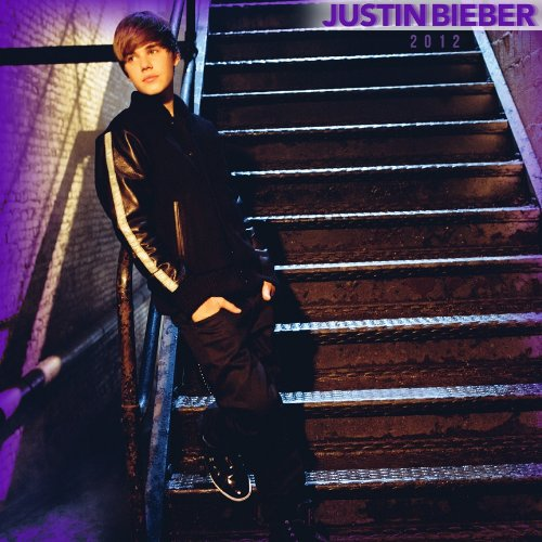 9781421682075: Justin Bieber 2012 12X12 Square Wall (Trade) Calendar